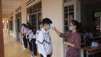 Từ 20/9, học sinh Hải Dương có thể đi học trở lại nếu trường học đảm bảo các điều kiện an toàn phòng chống dịch