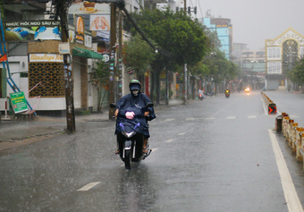 Đầu tuần tới, TP.HCM có mưa to kèm dông gió nguy hiểm