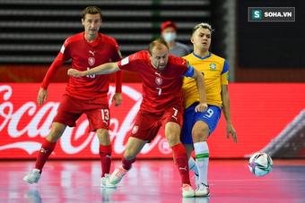 Thua kiên cường trước Brazil, đối thủ sắp tới đẩy đội tuyển Việt Nam vào hiểm cảnh