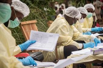 Đợt nhiễm virus Marburg đầu tiên ở Tây Phi đã chấm dứt
