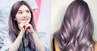 12 màu tóc nâu xám đẹp ấn tượng nổi bật và cá tính được yêu thích nhất