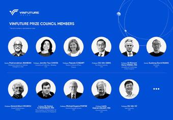 'Giải thưởng VinFuture sinh ra để lắng nghe các nhà khoa học toàn cầu'