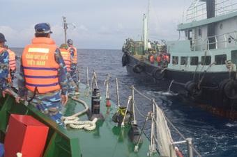 Truy quét tội phạm buôn bán ma túy trên tuyến biển