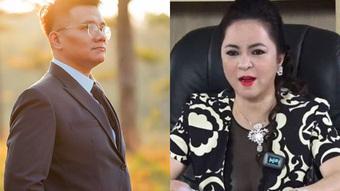 Xôn xao tin nhắn của ''cậu IT'' Nhâm Hoàng Khang với nữ CEO Đại Nam hồi còn thân nhau: ''Em nói này chị đừng buồn nha...''