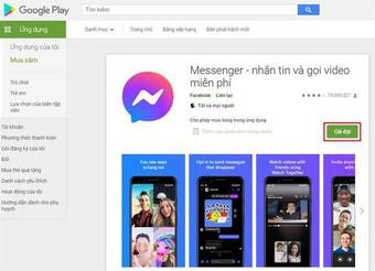 Messenger vừa có hiệu ứng từ ngữ cực sinh động, mau cài đặt để thả Ha Ha vào lũ bạn thân