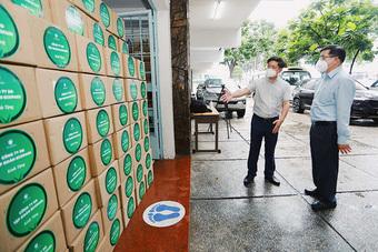 100.000 lọ thuốc điều trị COVID-19 của hãng dược Pfizer về đến Việt Nam