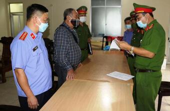 Chủ dự án Minh Khang bị khởi tố, bắt tạm giam về tội lừa đảo