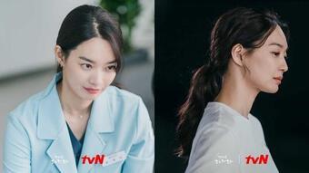 Loạt tóc cực xinh của Shin Min Ah trong 'Hometown Cha-Cha-Cha'