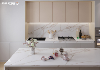 Vật liệu nội thất - 'chìa khóa đa năng' trong thiết kế chung cư