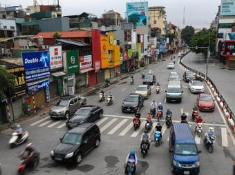 Hà Nội: Kiểm soát chặt người và phương tiện tại 23 chốt kiểm soát
