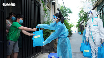 Công ty cổ phần GREENFEED Việt Nam tặng 1 tỉ đồng cho trẻ em mồ côi vì COVID-19