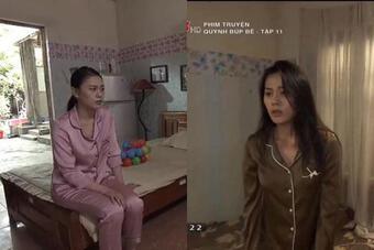 Lên phim thảm họa, BST đồ ngủ ngoài đời của Phương Oanh khác bọt hẳn