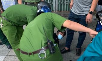 Đột kích căn hộ biển Đà Nẵng, triệt xóa động ma túy