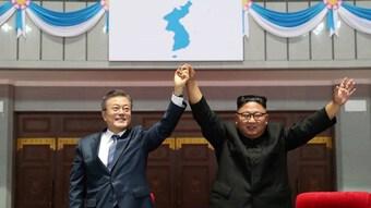 Hàn Quốc mong muốn thực hiện Tuyên bố Bình Nhưỡng với Triều Tiên