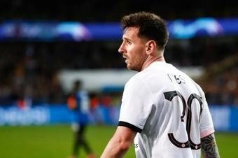GĐTT PSG tiết lộ suy nghĩ về Messi