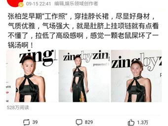 """Loạt khoảnh khắc cũ khiến Trương Bá Chi bị gắn mác """"gái hư"""" bất ngờ bị """"đào mộ"""""""