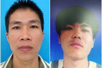 Hai phạm nhân nguy hiểm trốn trại giam ở Bình Dương đã bị bắt