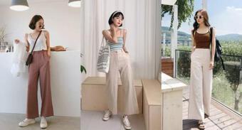Ai nói rằng chỉ váy mới phù hợp cho một buổi hẹn hò? ''Summer Dates'' dành riêng cho các cô gái + quần tây siêu tiện lợi!