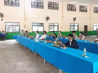 Trường song ngữ Lào-Việt Nam Nguyễn Du khai giảng năm học 2021-2022