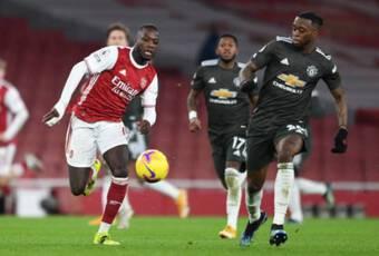 Nicolas Pepe xem thánh xoạc Man Utd là đối thủ khó nhằn bậc nhất