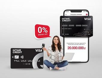 Home Credit Việt Nam: Linh hoạt vượt bão đại dịch