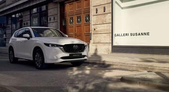 Mazda CX-5 2022 ra mắt toàn cầu