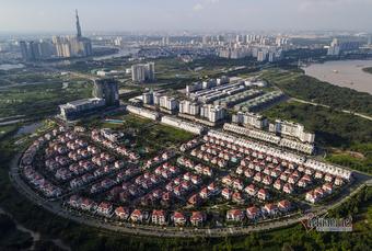 TP Thủ Đức dành 20.000ha đất xây dựng đô thị đến năm 2040