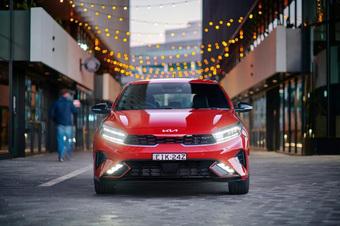 Kia Cerato 2022 bắt đầu nhận cọc tại Việt Nam, ra mắt tuần sau