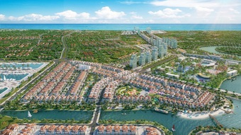 NewstarLand là đối tác phân phối chính thức Sun Riverside Village Sầm Sơn