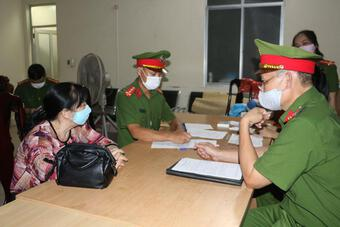 Bắt tạm giam vợ chồng chủ dự án khu đô thị Minh Khang
