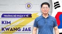 Giám đốc điều hành CLB Hà Nội, Nguyễn Quốc Tuấn: ''Bổ nhiệm chuyên gia y học thể thao để chuyên nghiệp hóa đội bóng''