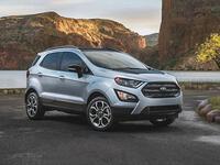 Ford khai tử dòng xe Ecosport tại Bắc Mỹ vào năm sau