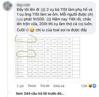 Netizen ''soi'' chi tiết khó hiểu trong sao kê của Thuỷ Tiên: 2 cụ già 116 tuổi vẫn được nhận 1,5 triệu tiền trợ cấp?