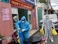 Hướng về cơ sở phòng chống dịch: Trạm Y tế lưu động - mô hình sáng tạo