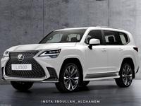 Điểm mặt 4 dòng SUV Lexus sắp ra mắt: Đáng chú ý nhất là đàn anh của LX 570
