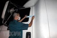Quảng Ninh khuyến cáo đảm bảo an toàn phòng dịch với hàng xuất khẩu