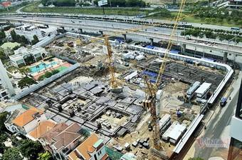 Những công trình xây dựng nào ở TP HCM được phép thi công?
