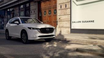 Bị chê ít thay đổi, Mazda CX-5 thế hệ mới có thể đổi tên thành CX-50 kèm hệ dẫn động cầu sau