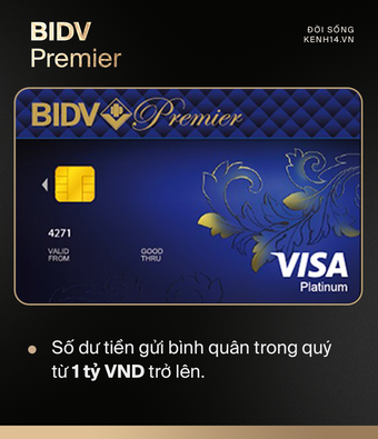 Muốn trở thành VIP của các ngân hàng, cần số dư tài khoản bao nhiêu?