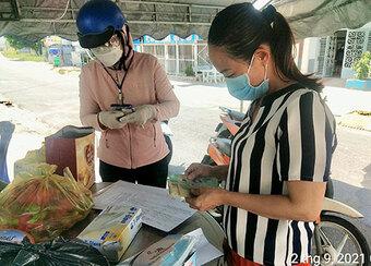 Bình Thuận: Tiếp tục chi trả hỗ trợ cho các đối tượng ảnh hưởng dịch Covid-19