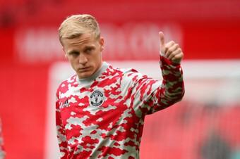 Sau trận Young Boys, Donny van de Beek xứng đáng có thêm cơ hội