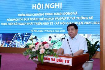 Bộ trưởng KH&ĐT: Muốn GDP tăng trưởng 3,5 - 4% cần nỗ lực rất lớn