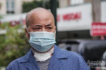 [Ảnh] Bệnh nhân Covid-19 từng phải chạy ECMO đầu tiên của Hà Nội xuất viện và kỳ tích thoát khỏi lưỡi hái tử thần