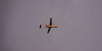 """""""Dạn dày chinh chiến"""" ở Syria, UAV trinh sát Nga đã nguy hiểm hơn nhiều với tên lửa thông minh!"""