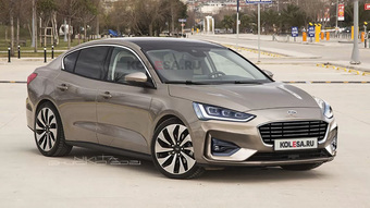 Xem trước Ford Focus 2022 - Đẹp lên nhiều phần khiến fan Việt tiếc nuối