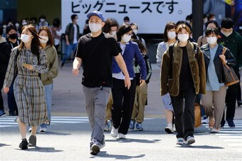 """Nhật cho phép điều trị """"hỗn hợp kháng thể"""" với bệnh nhân cách ly ở nhà"""