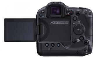 Ra mắt máy ảnh Canon EOS R3 không gương lật, lấy nét siêu đỉnh
