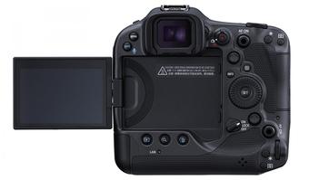"""Ra mắt máy ảnh Canon EOS R3 không gương lật, lấy nét siêu """"đỉnh"""""""