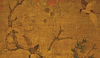 Phóng to bức họa mùa thu, thấy 8 chữ khắc trên thây cây, hậu thế truy ngay ra lai lịch bức tranh: Có 1 vụ bê bối chấn động Tống triều