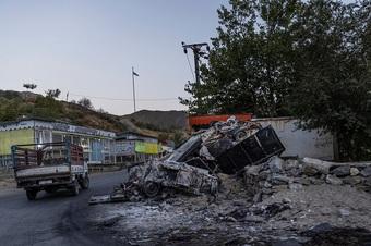 Tình hình ở thành trì kháng chiến chống Taliban giờ ra sao?